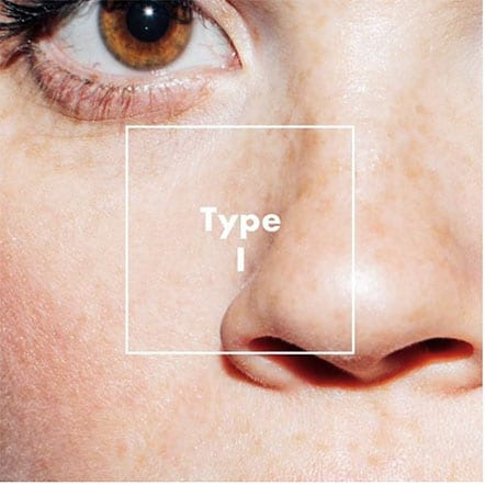 Fitzpatrick skin type 1